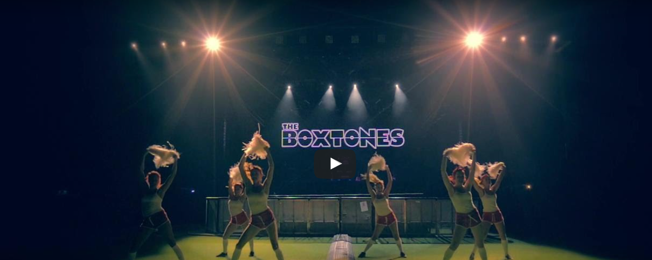 From the nations of Scotland and Canada–Dubai Based The Boxtones deliver a timeless rock anthem 'Against The Odds'