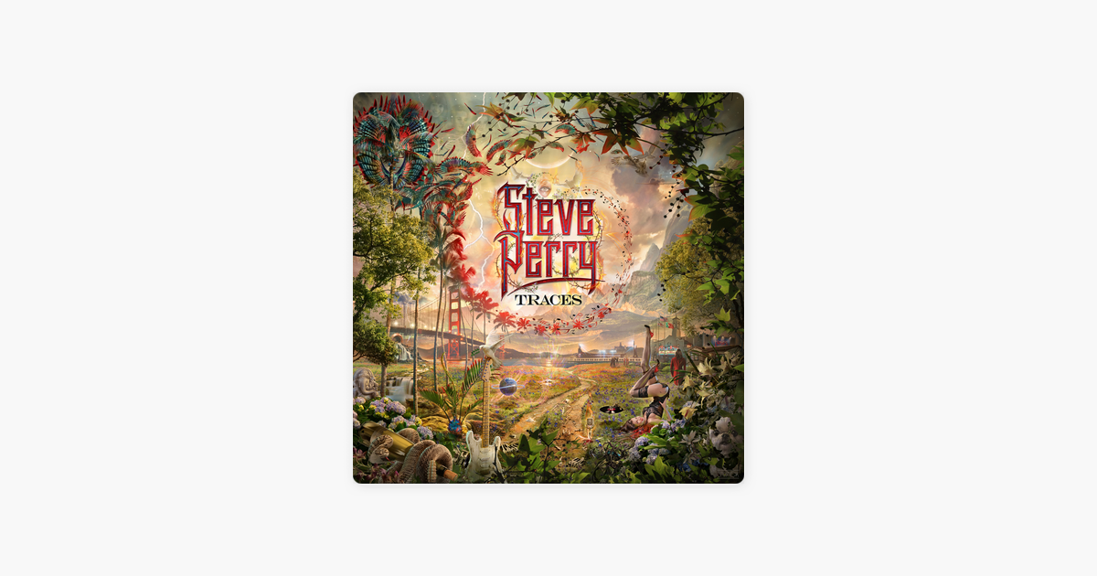 Traces – Steve Perry