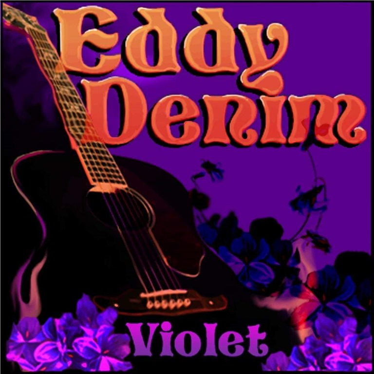 Eddy Denim drops new album 'Voilet'