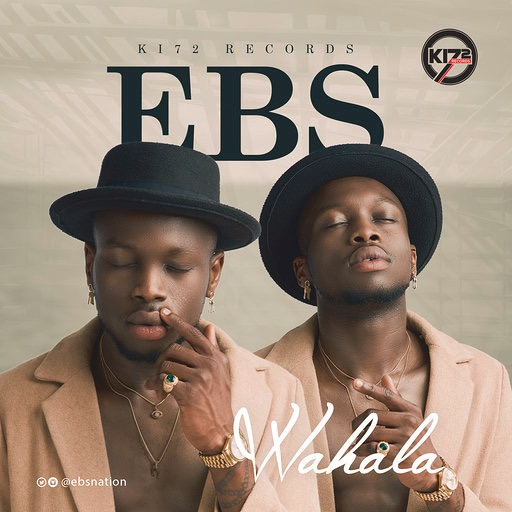 Nigerian Born Manchester based Afrobeat star EBS drops new single 'Wahala'