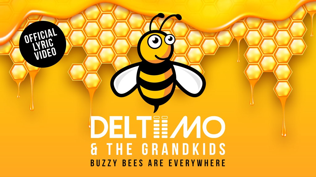 From the Nation of the United Kingdom – Deltiimo & The Grandkids – Buzzy Bees Are Everywhere.