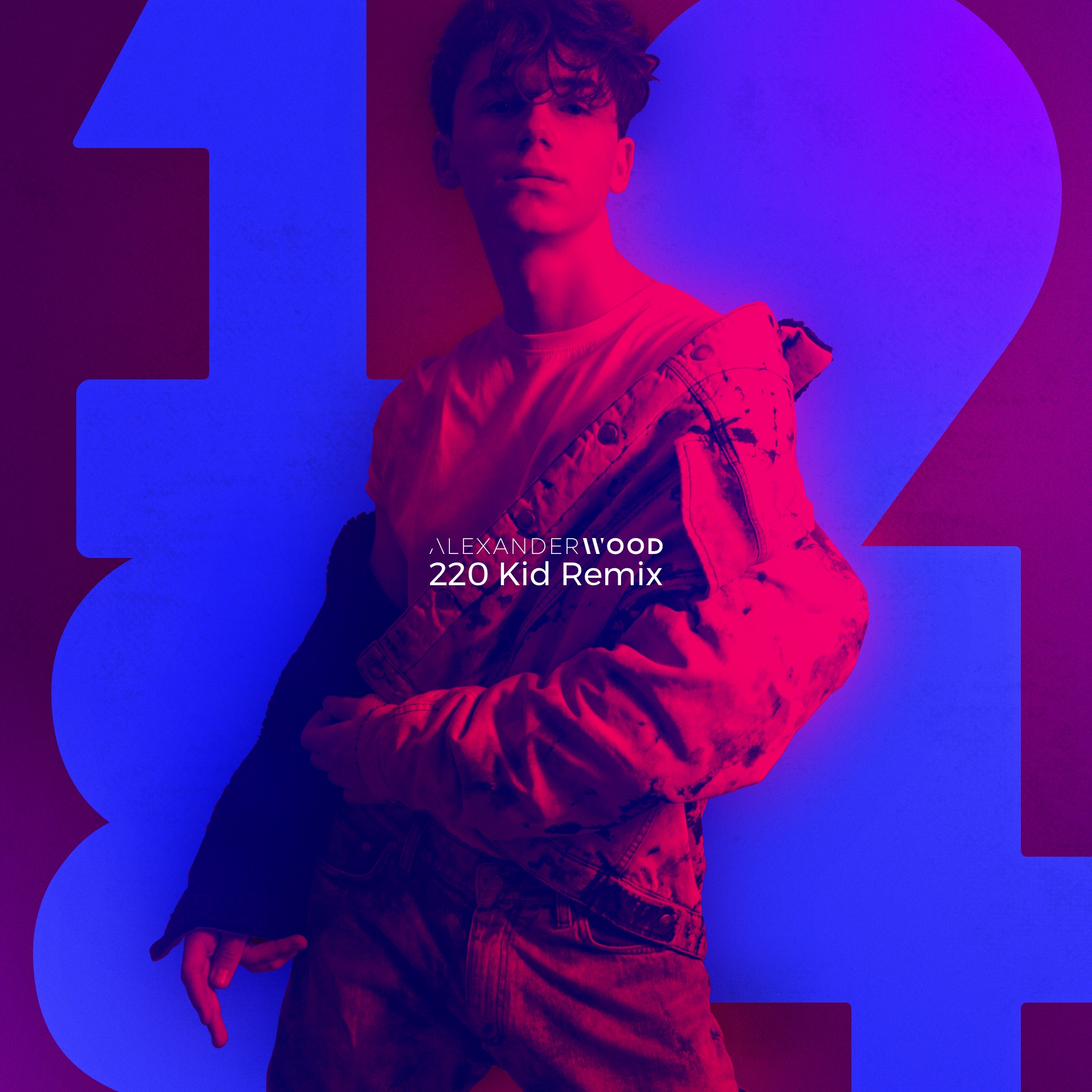 From the Nation of France – 'Alexander Wood' hits the official UK Music Week Commercial Pop Charts with the KID 220 Remix of his forthcoming single '1984'