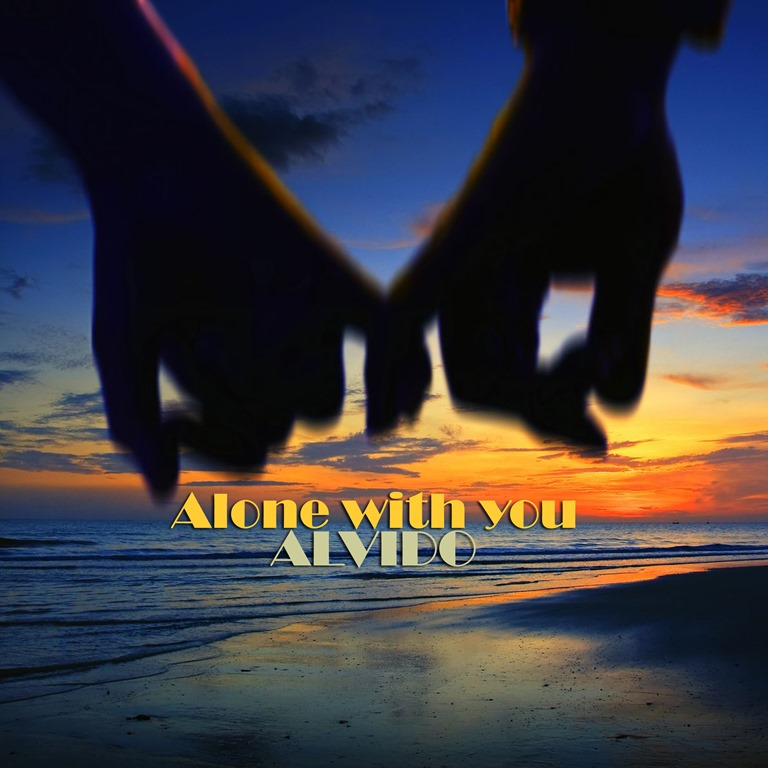 "ALVIDO drops ""Alone With You"" an EDM Track with a catchy synth and great bassline"
