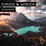 From The Nation of The Netherlands: Timote & Winick drop stunning new single 'Dimension' – a sumptuous slice of vocal driven electronica.