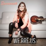From The Nation of Country Rock Nebraska, USA: The powerful, melodic and positive voice of 'Savannah' touches us with her uplifting new country rock single 'We are us'