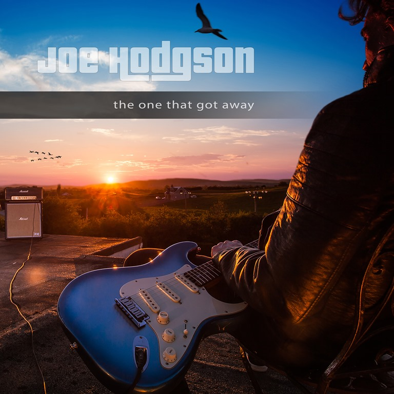 From The Nation of Ireland: With the sensitive melodic flair of 'Rory Ghallagher' and a fresh hand of ELO or Jeff Beck, talented Irish finger man 'Joe Hodgson' lets loose his big rock story with 'The One that Got Away'