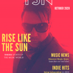 COVER STAR: After consoling the world in lockdown with his hit ballad 'Stand up For The Heroes', 'Dar.Ra' gets the world dancing with a Colombian Carnival rock groove on 'Rise Like The Sun'
