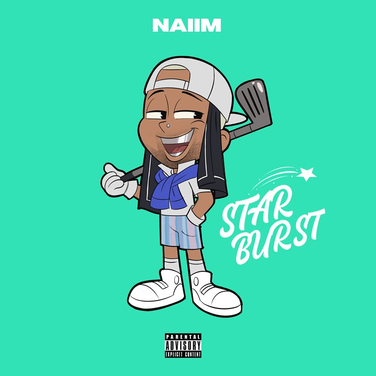 From The Nations of Canada and France: A bouncy, rhythmic, sleek and classy production is the sexy bed for the warm and rapping vocals of 'NAIIM' and his R&B Rap Trap Soul Jewel 'Starburst'