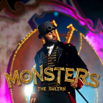 HALLOWEEN NATION 2020:  'The Sultan' releases his epic 'Monsters' music video with it's global locations and movie sized eastern meets western theme