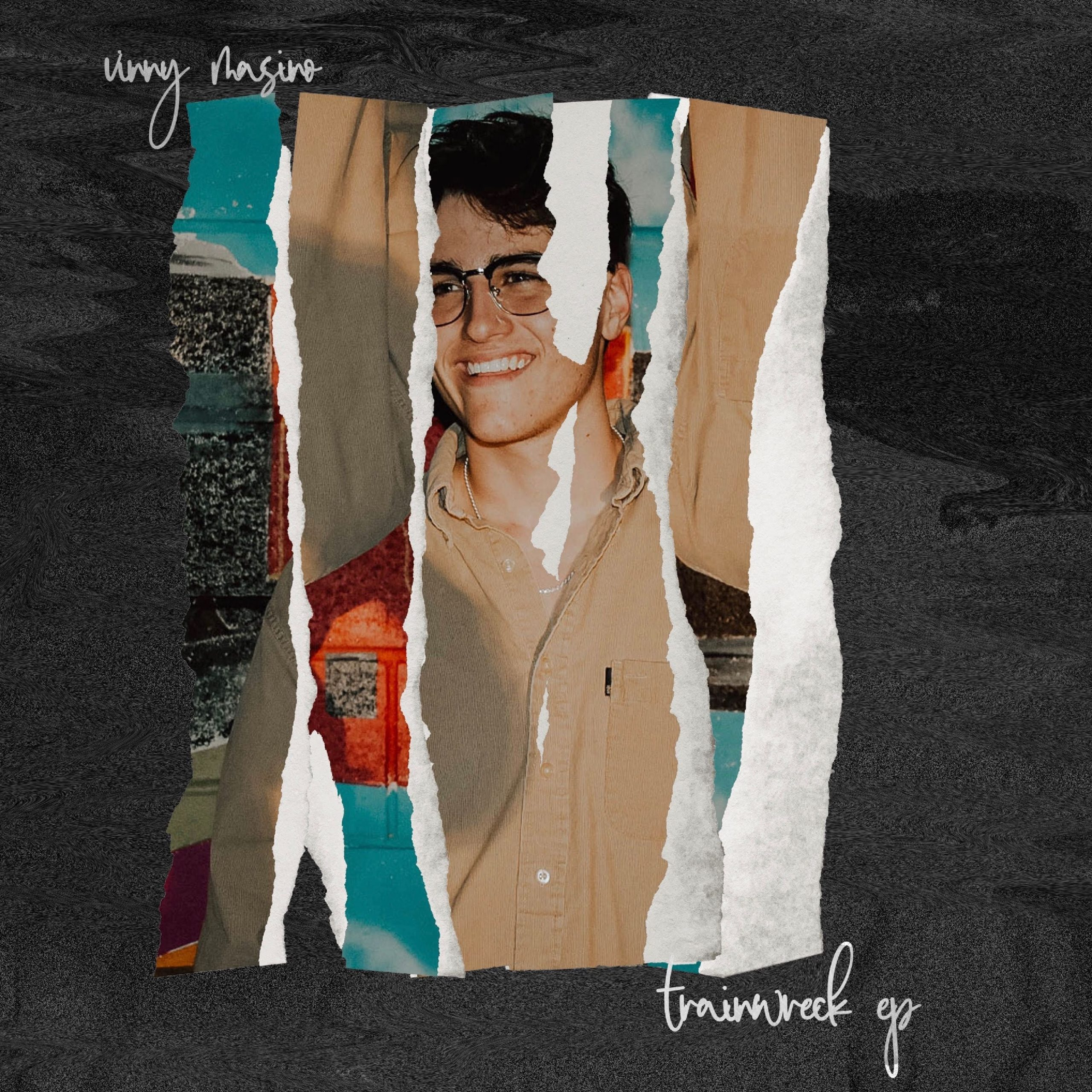 Vinny Masino has used music to work through a rough year in his new EP 'Trainwreck'