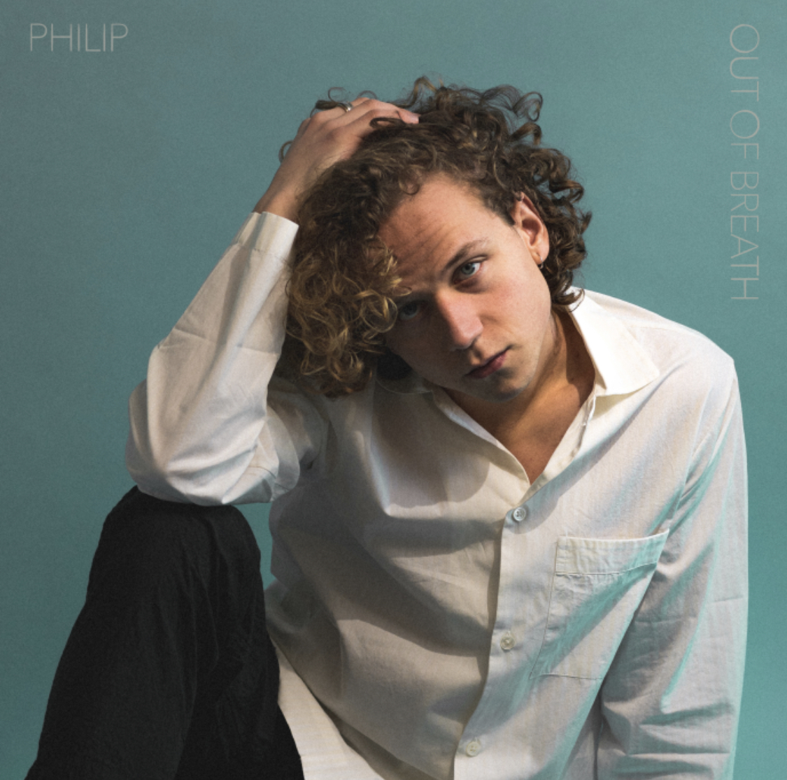 "Musician Philip Bæk Hedegaard's debut single 'Out of Breath' deals with themes like fear and overthinking and has been dubbed a ""burnout-anthem"""